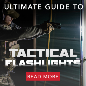 Ultimate Guide to Tactical Flashlights