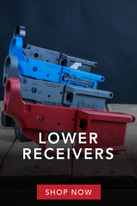 Lower Receivers Promo Banner