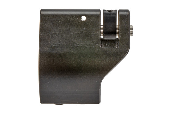 Seekins Precision 875 AR10 select adjustable gas block is melonited tool steel for durability