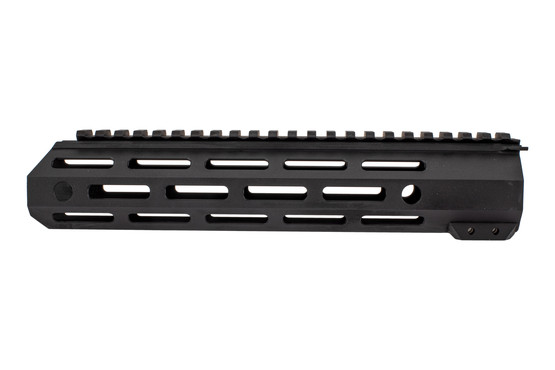 Stern Defense HG10 Mod4 AR15 handguard features a black hardcoat anodized finish