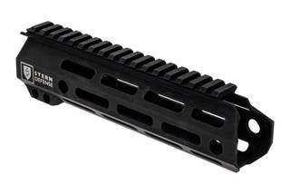 Stern Defense HG8 MOD4 M-LOK handguard 8 inch features a black hardcoat anodized finish