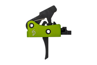 Stern Defense Hybrid Two Stage Trigger features a total 6 lb pull weight