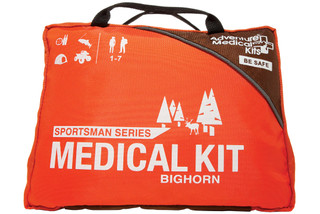 The Bighorn Kit is large enough to supply 1-7 people for up to 7 days