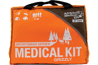 The Sportsman Grizzly can supply 1-14 people for up to 14 days