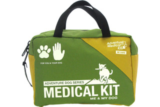 The Me and My Dog kit comes in a small case with an easy to carry handle