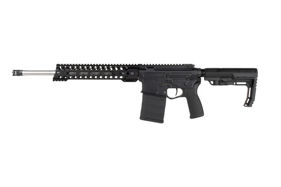 POF USA Rogue DI 308 rifle features an M-LOK handguard