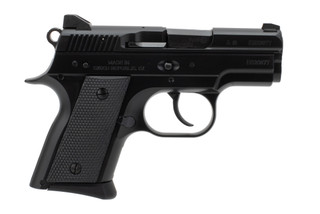 CZ 2075 Rami D 9mm sub compact pistol features a decocking lever