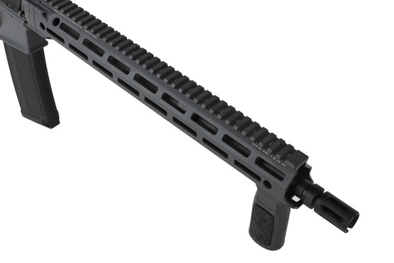 The Daniel Defense DDM4 v7 for sale features a 16 inch cold hammer forged barrel and A2 style flash hider