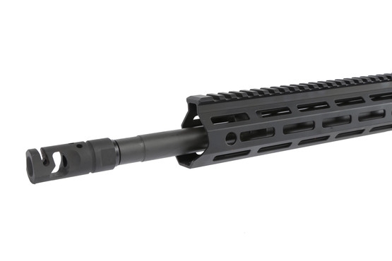 The Daniel Defense DDM4v7p features a manganese phosphate finish on the barrel