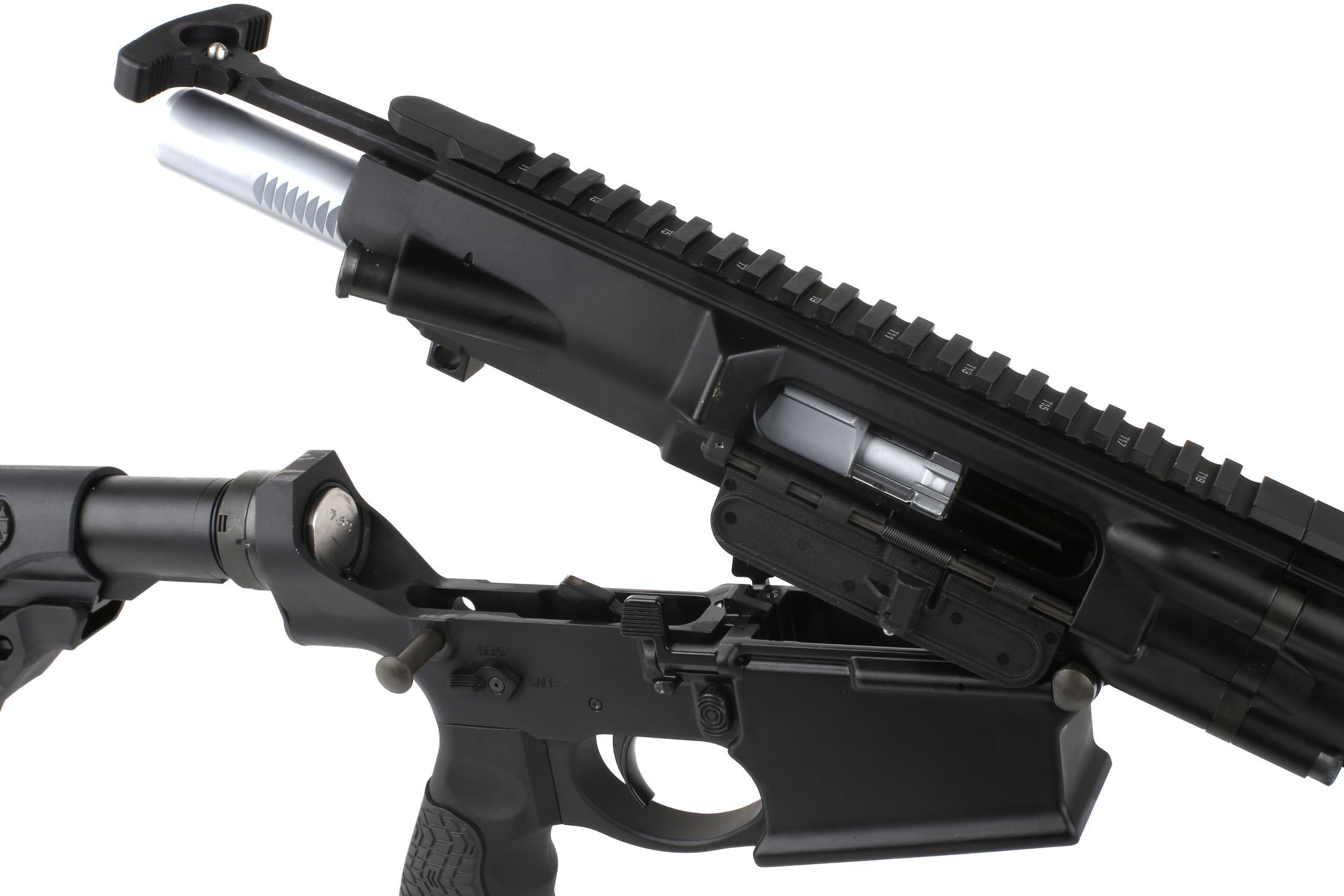 "Daniel Defense 16 .308 Win DD5v1 Rifle with 15"" MFR XS M-LOK Rail - Black"