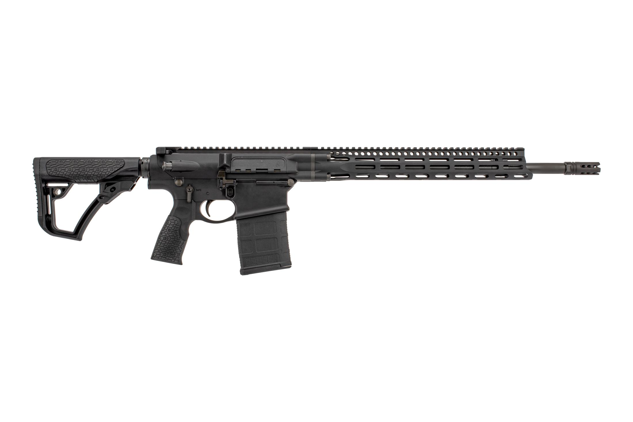 DD5v4 AR10 complete rifle chambered in 6.5 Creedmoor