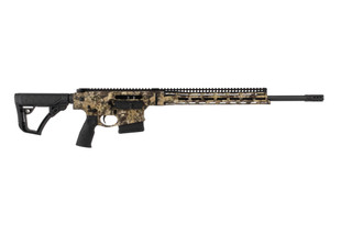 6.5 Creedmor DD5 V5 Rifle from Daniel Defense has a collapsible stock
