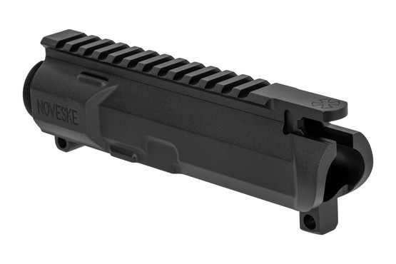 The Noveske Rifleworks N4 Stripped Upper Receiver features a custom billet machined design