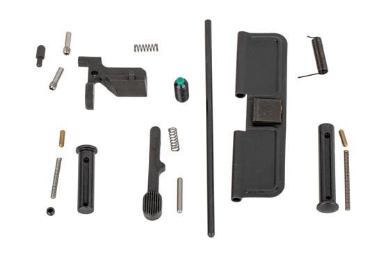 The Noveske N6 billet receiver set comes with dust cover and other installation parts
