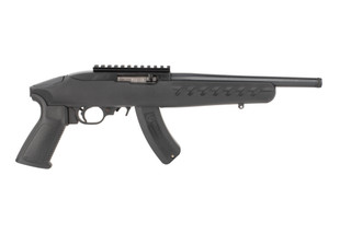 Ruger 1022 Charger Pistol features an 8 inch barrel