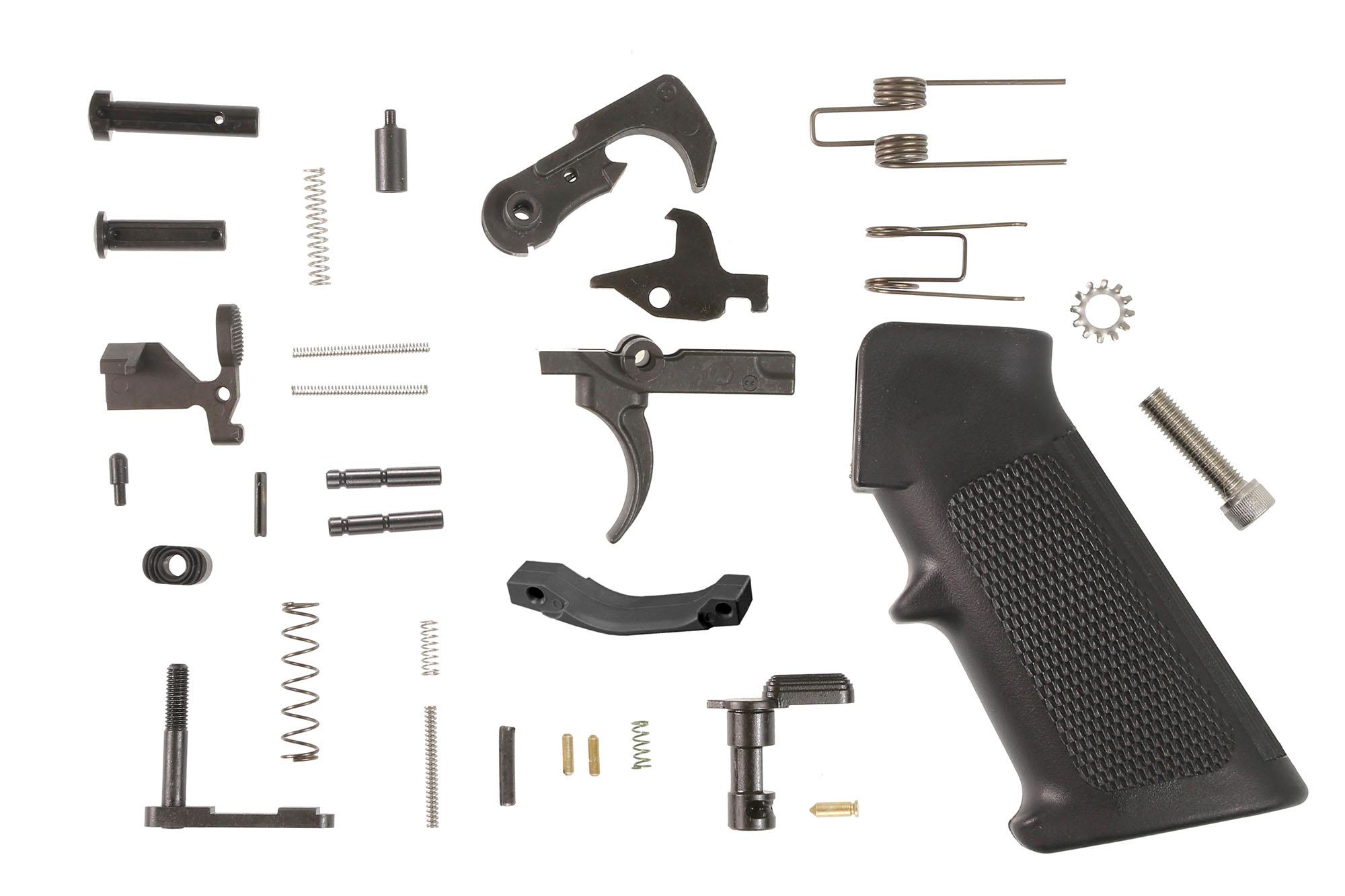 Daniel Defense Complete AR-15 Lower Receiver Parts Kit