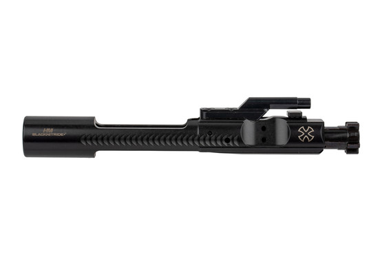 The Noveske AR15 Bolt Carrier Group Nitride features an 8620 steel carrier