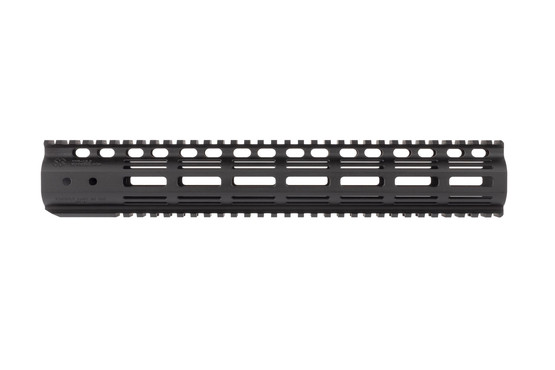 Noveske Rifleworks NHR hybrid AR15 handguard features M-LOK slots at the 3 and 6 o'clock positions