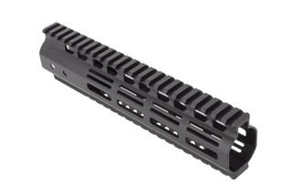 Noveske Rifleworks 9in NHR Hybrid M-LOK rail for the AR15 features full length top and bottom M1913 picatinny rails