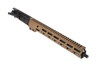 Geissele Automatics 14.5in USASOC Upper Receiver Group Improved Barreled AR-15 Upper with Desert Dirt MK16 M-LOK rail