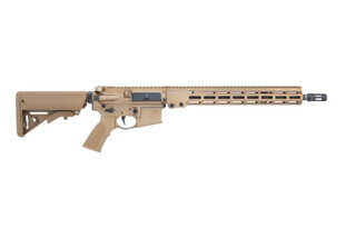 "Geissele Automatics 16.25"" Super Duty Rifle with DDC finish."
