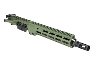Geissele Automatics Super Duty complete upper receiver 11.5 comes in 40mm green