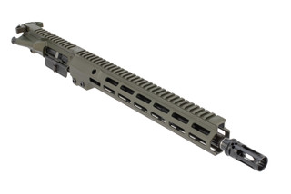 Geiessele Automatics Complete Upper Receiver features an OD Green cerakote finish