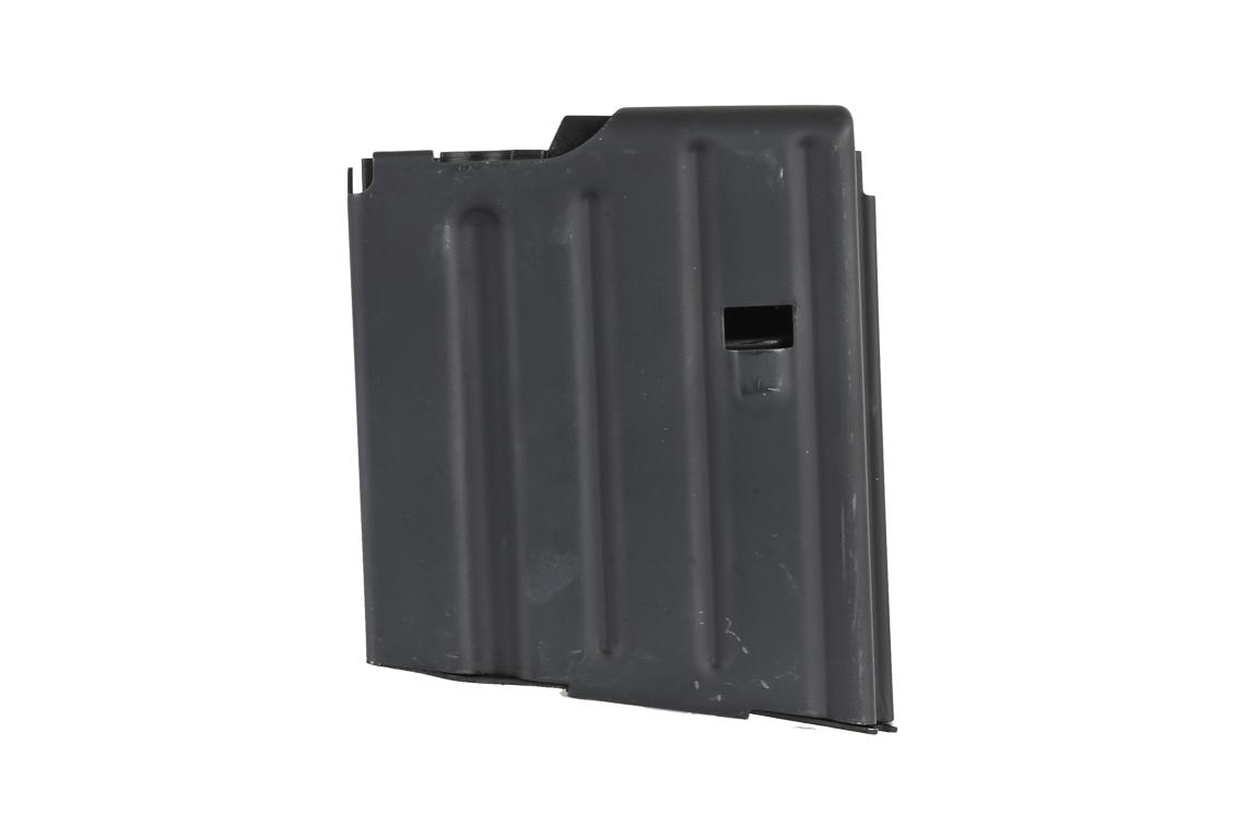 The ASC 7.62 NATO Magazine 10 round capacity is made from stainless steel with Marlube finish