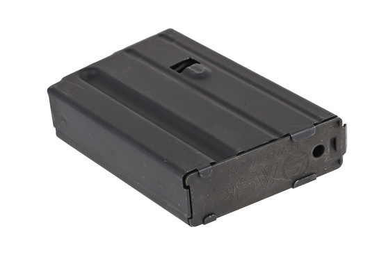 The ASC Magazine 6.5 Grendel 10 round Mag has a removable base plate for maintenance and cleaning