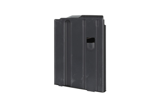 The ASC 6.8 SPC 10 round magazine features a durable black Marlube finish