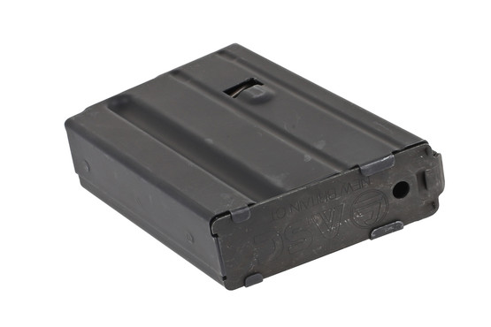 The Ammunition Storage Components has a removable base plate for cleaning and maintenance