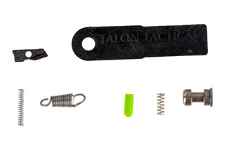 The Apex Tactical Shield Duty Carry Kit comes with all the internal components you need to improve your trigger