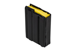 Mossberg MVP 10 round AR15 magazine is made from steel
