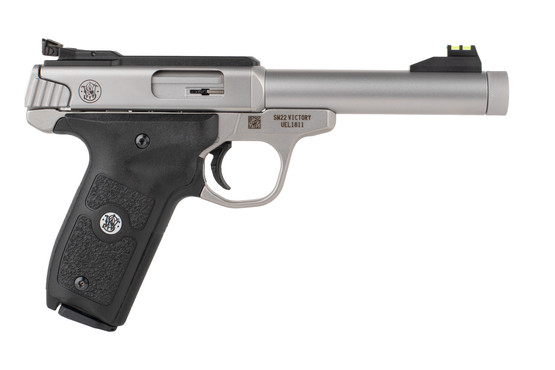 Smith & Wesson SW22 Victory.
