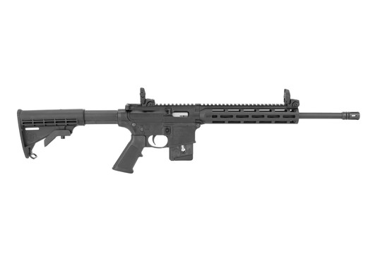 Smith and Wesson M&P 15-22 Sport Rifle is chambered in 22 LR