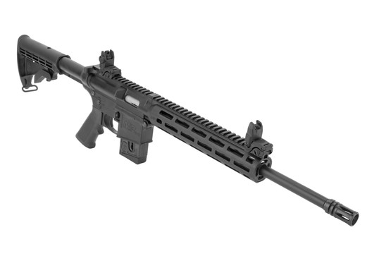 Smith & Wesson M&P 15 22 LR rifle is california compliant