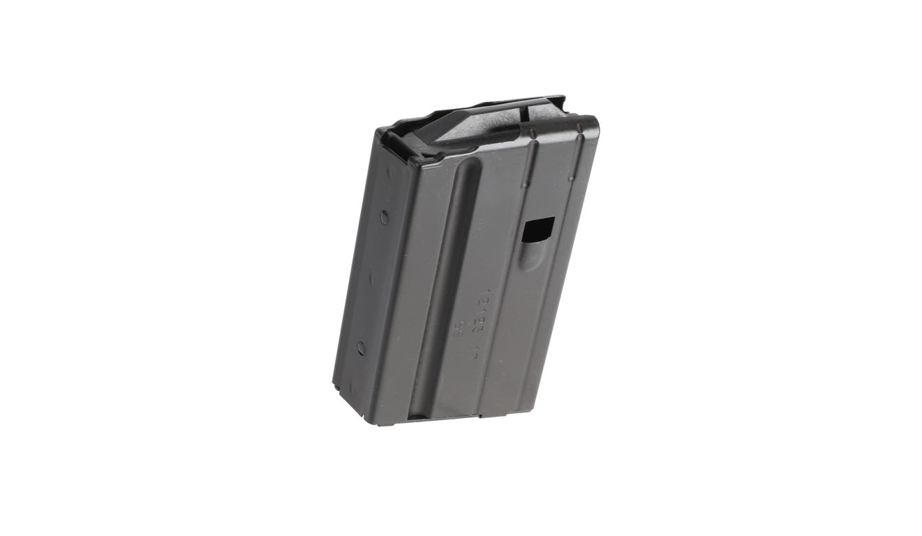 The C Products 7.62x39 magazine for AR style rifles is made from stainless steel