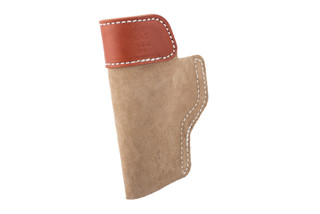 DeSantis SOF Tuck Holster is made from leather
