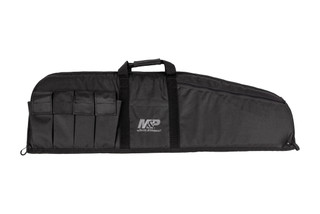 S&W M&P Duty Series Rifle Case 40 inch is made from durable Nylon with a reinforced carry handle