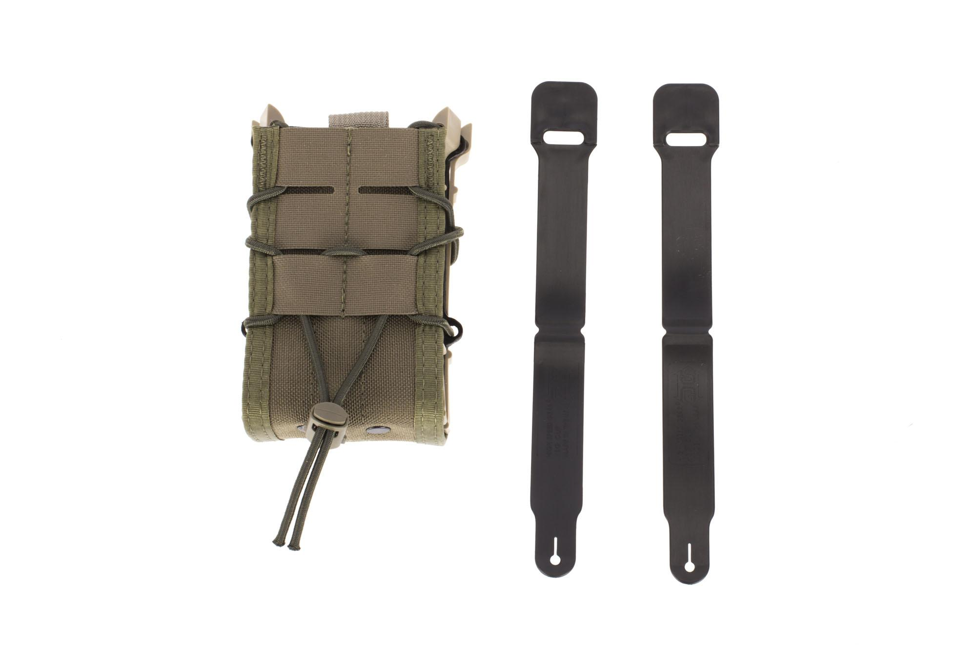 High Speed Gear X2R TACO Magazine Pouch MOLLE - Olive Drab Green
