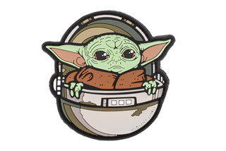 Violent Little Machine Shop Baby Yoda PVC Morale Patch