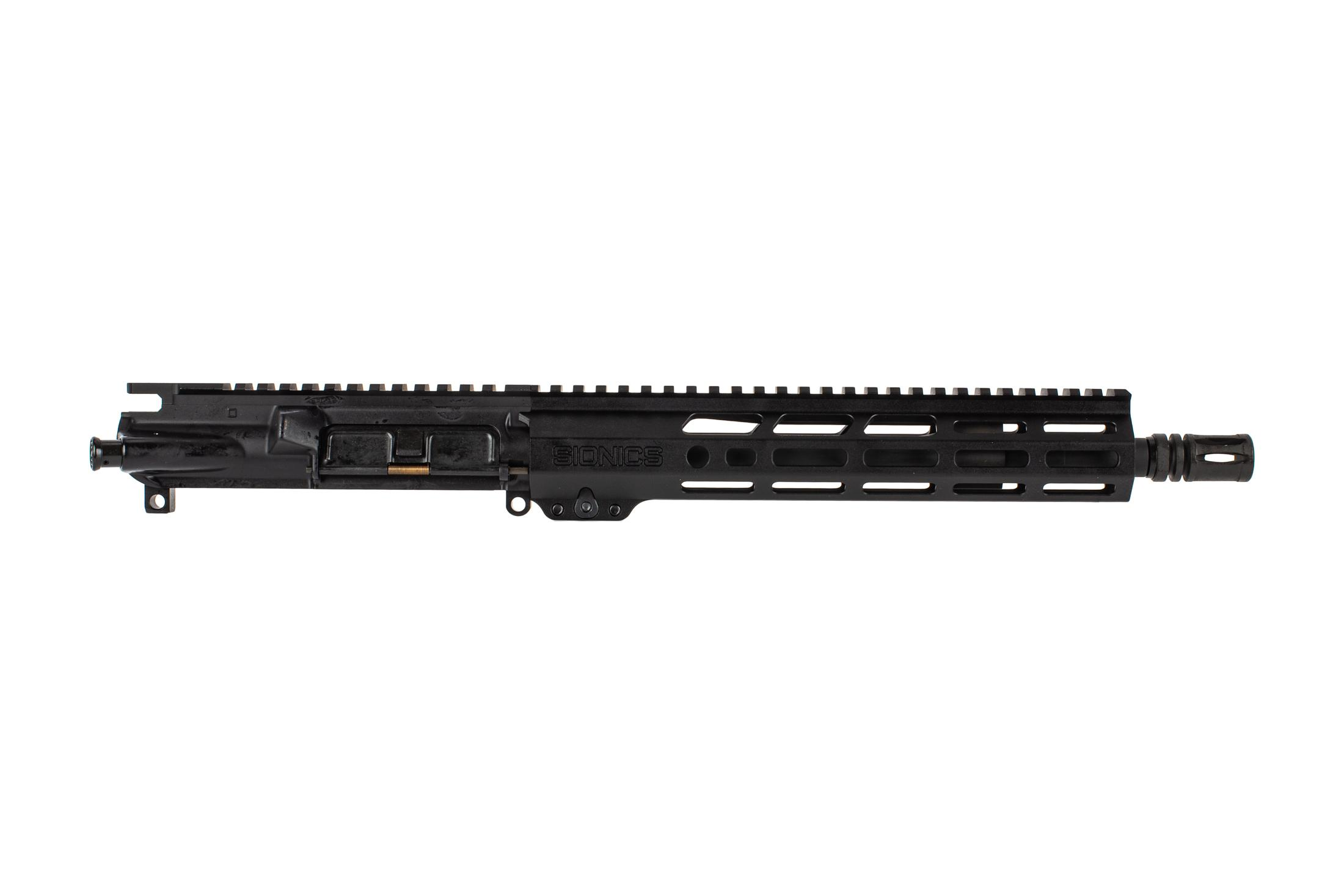 Sionics Weapon Systems Patrol Three barreled ar15 upper receiver is chambered in 5.56