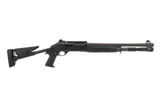 Benelli M1014 Tactical Shotgun features ghost ring sights