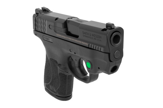 Smith and Wesson M&P Shield 2.0 9mm pistol comes in black