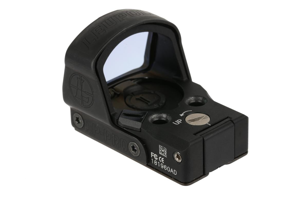 Leupold DeltaPoint Pro Reflex Sight 7.5 MOA Inscribed Delta Reticle