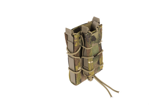 High Speed Gear Double Decker TACO MOLLE MultiCam