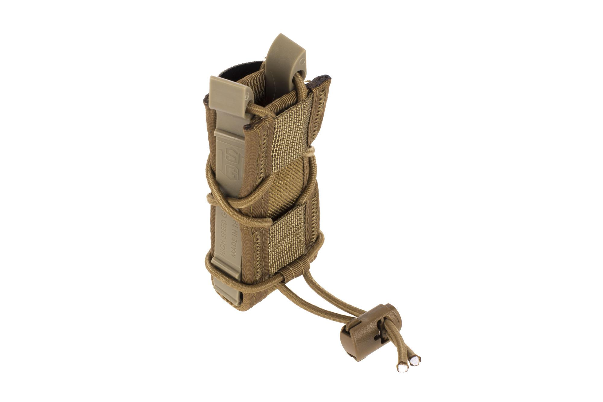 High Speed Gear Pistol TACO MOLLE Coyote Brown