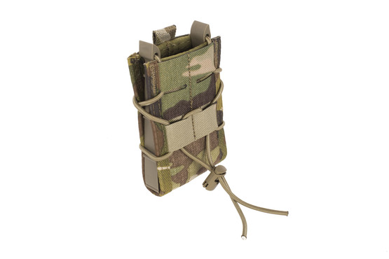 High Speed Gear Rifle TACO Magazine Pouch MOLLE MultiCAM