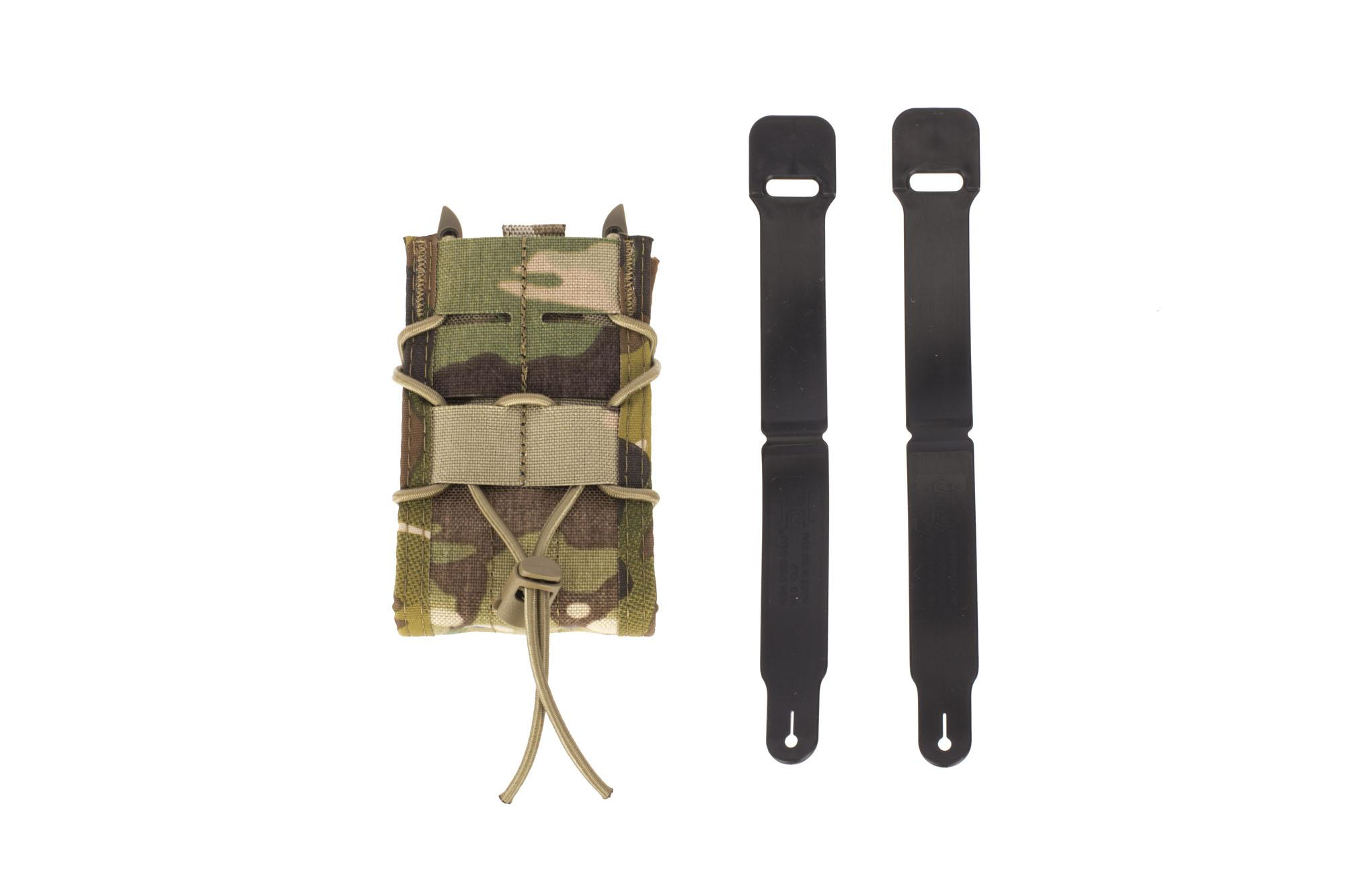 High Speed Gear Rifle TACO Magazine Pouch MOLLE - MultiCam