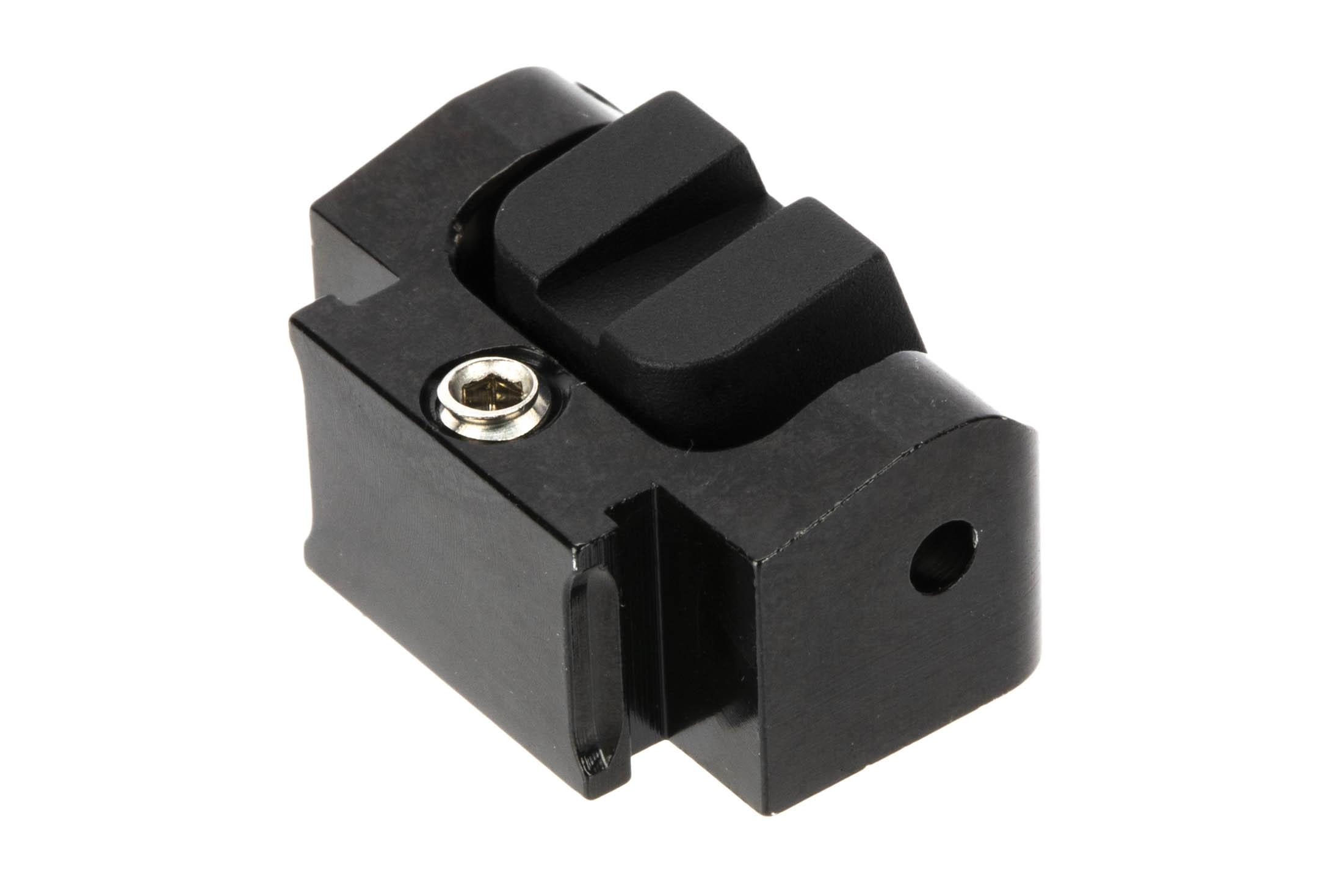 Leupold DeltaPoint Pro Rear Iron Pistol Sight